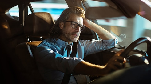 Staying awake behind the wheel: 4 ways businesses can reduce driver fatigue