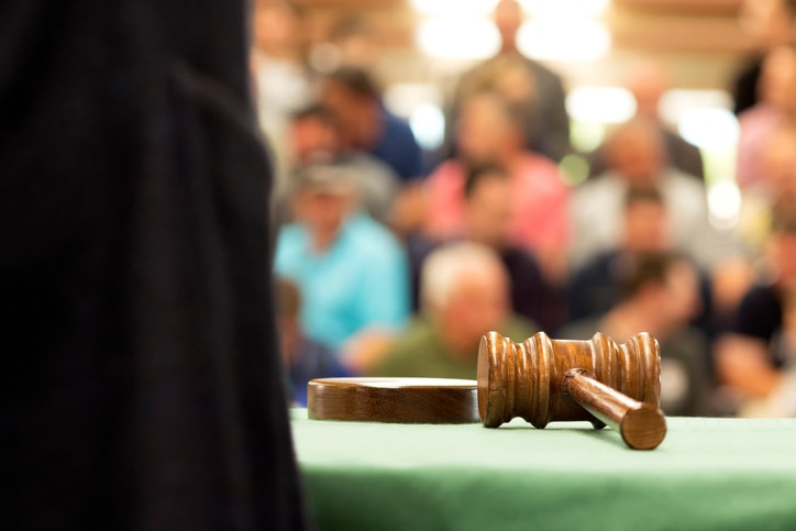 COVID-19: More courts are embracing virtual technology while the jury is out