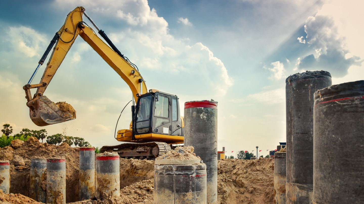 3 factors driving a hardening market in the construction sector