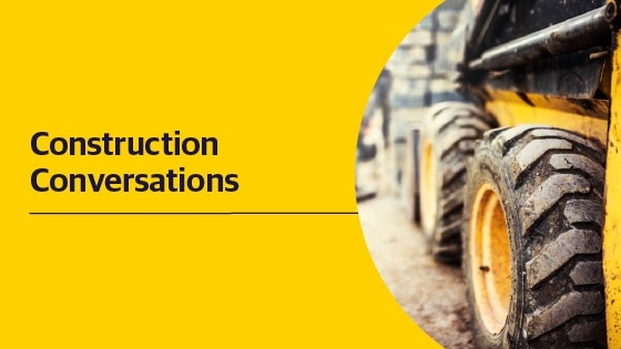 Construction conversations: Managing today's commodity pricing and supply chain challenges