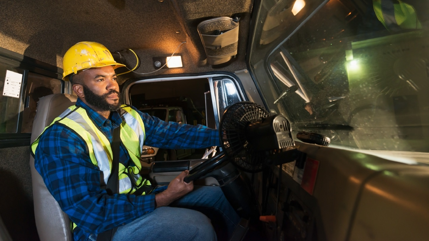 4 ways telematics can drive safety for construction businesses